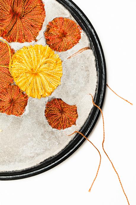 Bethany Walker interview: Cement & textiles - TextileArtist.org | Art & Craft | Scoop.it