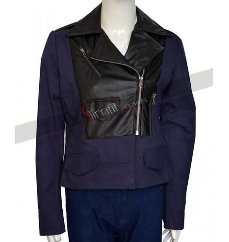 Paddington premiere Gwen Stefani Jacket | Replica Movies Leather Jackets | Scoop.it