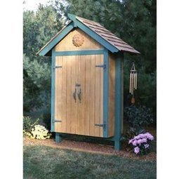 cheap garden sheds: Tips to Find Plans For Garden sheds | Cheap Garden Sheds | Scoop.it