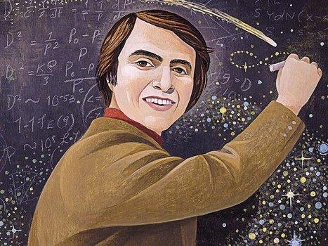 Why Carl Sagan is Truly Irreplaceable | Skylarkers | Scoop.it