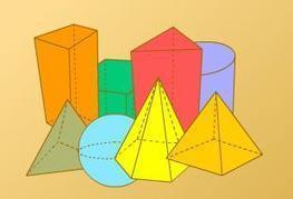 Moldes para armar Cuerpos Geométricos | Geometria Divertida para secundaria | Scoop.it