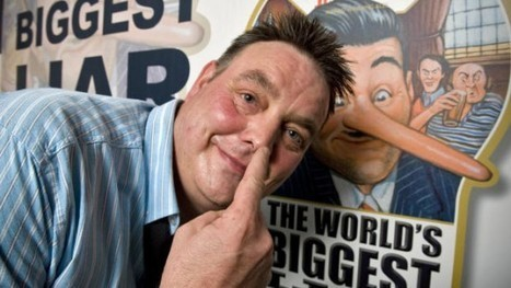 Liars Face Off in World's Biggest Liar Competition | Strange days indeed... | Scoop.it