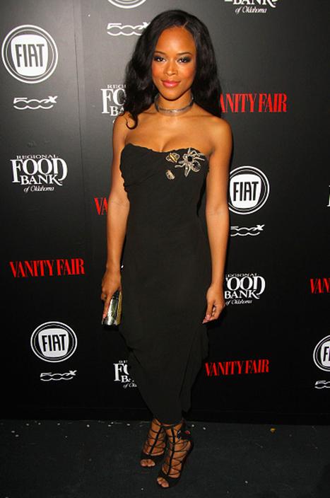 Serayah wearing the 'Sophia' | Le Marche & Fashion | Scoop.it