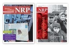 NRP Collège, n° 642 | Revue de presse au CDI de Jeanne d'Arc à Saint Maur des Fossés | Scoop.it