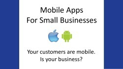 Mobile Apps For Small Businesses | Mobile Ready Team | Allround Social Media Marketing | Scoop.it