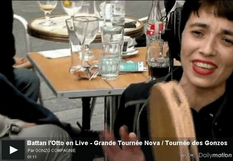 La Tournée des Gonzos: Battan l'Otto Live | Rouen | Scoop.it