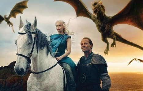 'Game of Thrones' Picked up for Two More Seasons! - Binge Watched | MOVIES VIDEOS & PICS | Scoop.it