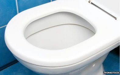 How dirty are toilet seats? | Rocket News | CALS in the News | Scoop.it