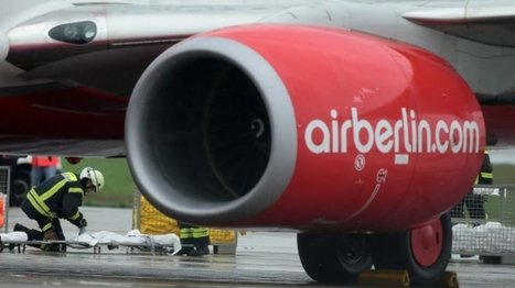 Air Berlin to cut 1,200 jobs | Econopoli | Scoop.it