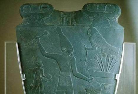 Egyptian Relief Sculpture and Painting — History.com Photo Galleries | AncientHistory@CHHS 2012-13 | Scoop.it