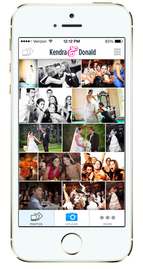 WedPics - Social Weddings Platform : 500K Users & 5M+ Uploads | Partying with mobile | Scoop.it