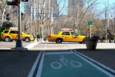 A New York, le kamikaze des pistes cyclables - Terra eco   Balades, randonnées, activités de pleine nature   Scoop.it