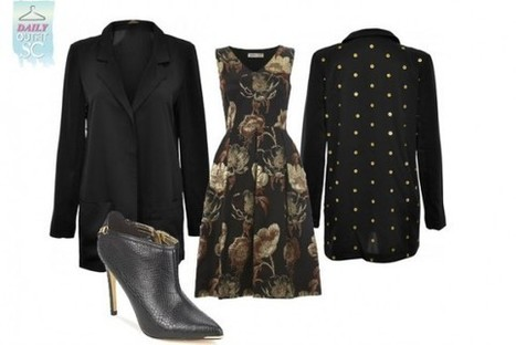 Daily Outfit: Gothic Floral | StyleCard Fashion Portal | StyleCard Fashion | Scoop.it