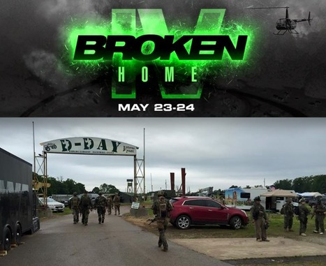 BIG GAMES #1 - Broken Home from AMS....FEEDS TO WATCH! | Thumpy's 3D House of Airsoft™ @ Scoop.it | Scoop.it
