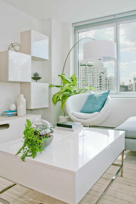 Tips And Tricks For Using Plants In Modern Interior Design + Plant Care Guide | Interior Design | Home & Garden | Scoop.it