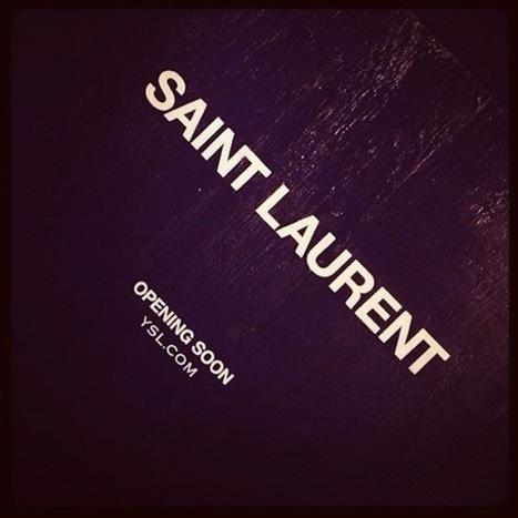 Yves Saint Laurent en période de turbulences!!   Actualités Yves Saint Laurent   Scoop.it