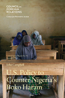 U.S. Policy to Counter Nigeria's Boko Haram | Convergence -- Global Illicit Networks and National Security | Scoop.it