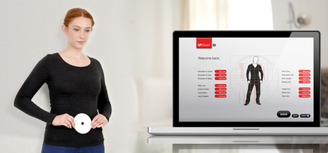 For every online shopper, a clothing size profile via webcam | Fashion Technology Designers & Startups | Scoop.it