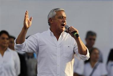 Guatemalan leader sees paradigm shift on drug policy | Reuters | Drugs & Democracy | Scoop.it