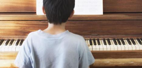 Science Just Discovered Something Amazing About What Childhood Piano Lessons Did to You | FMF | Scoop.it