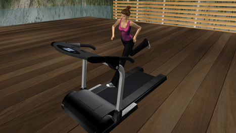Can Losing Weight In Your 'Second Life' Help In Your First? : NPR | 3D Virtual-Real Worlds: Ed Tech | Scoop.it
