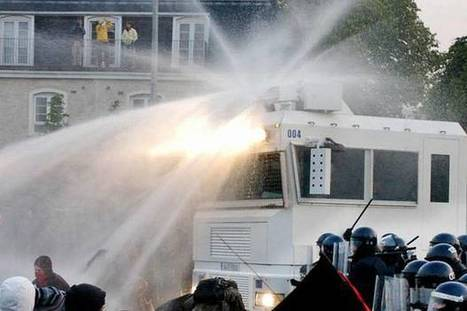 "Water cannons ""would have been tactical option"" during London riots - Evening Standard 