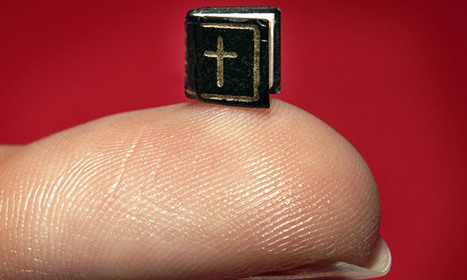 Miniature books go on display at National Library of Scotland   Hernandez Library   Scoop.it