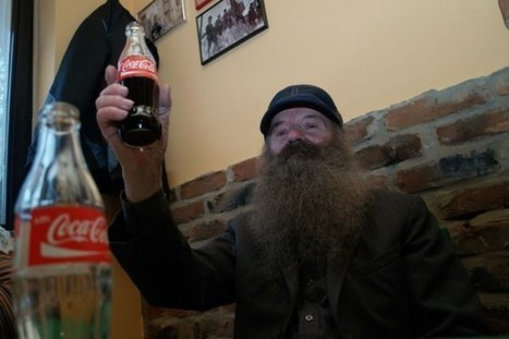 Pensioner Has Been Drinking Nothing but Coca Cola for Over 40 Years | Strange days indeed... | Scoop.it