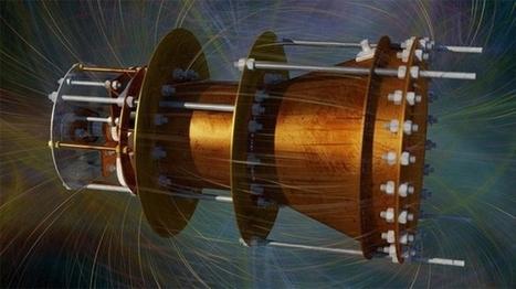 Создан электромагнитный двигатель нарушающий законы физики | EmDrive (Propelantless microwave resonant reactor by Roger Shawyer) | Scoop.it