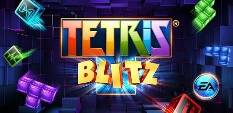 Tetris Blitz para Android e iPhone, vuelve el juego de los bloques en una nueva edición de infarto. | mobo y zonda | Scoop.it