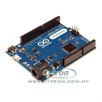 Getting Started with Arduino Leonardo « Tutorial by Cytron   Open Source Hardware News   Scoop.it