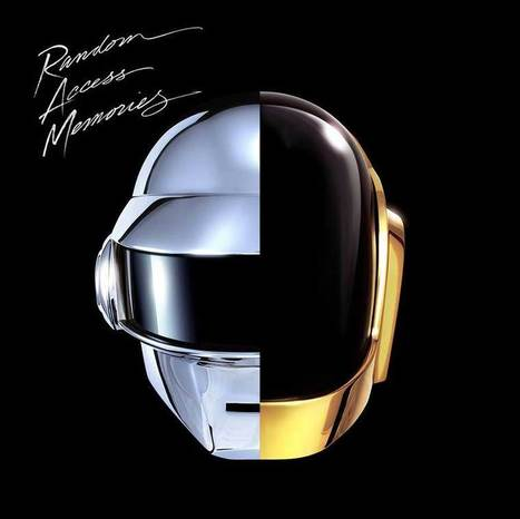 Daft Punk | Random Access Memories | Economics News and Views | Scoop.it