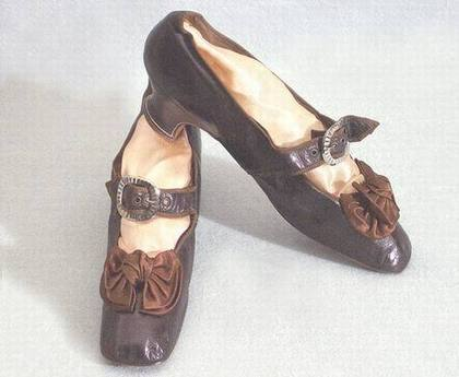 Vintage 1870 Ballroom Shoes For Women | Fashion Tips | Scoop.it