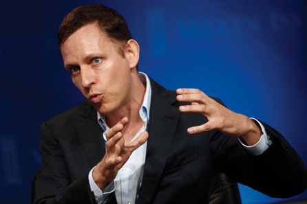 Why Peter Thiel Pays Students To Drop Out Of School | Constant Learning | Scoop.it