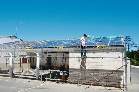 Panneaux photovoltaïques installés sur les bâtiments | Immobilier | Scoop.it