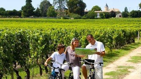 La France lance un site pour promouvoir l'oenotourisme et doper les visites d'étrangers - France 3 Aquitaine | Agriculture en Dordogne | Scoop.it