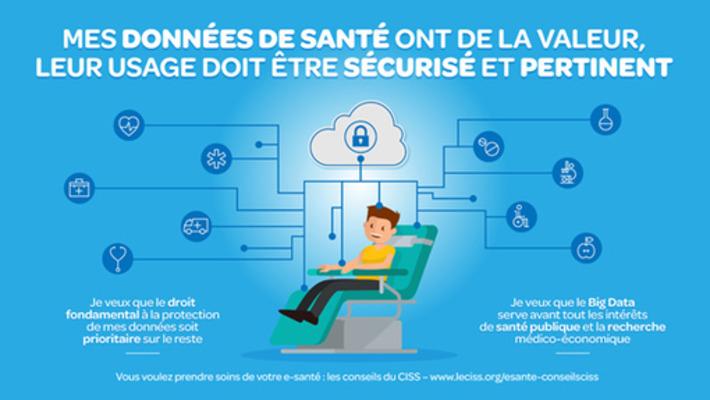 """""""#MoiPatient mes données de santé ont de la valeur, leur usage doit être sécurisée et pertinent"""" par @Ciss_Officiel #hcsmeufr #esanté   PATIENT EMPOWERMENT & E-PATIENT   Scoop.it"""