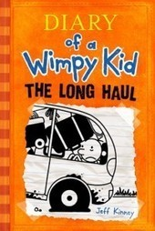 The Wimpy Kid hits the road… | Puxi Secondary Library | SAS Secondary Library Blog | Scoop.it