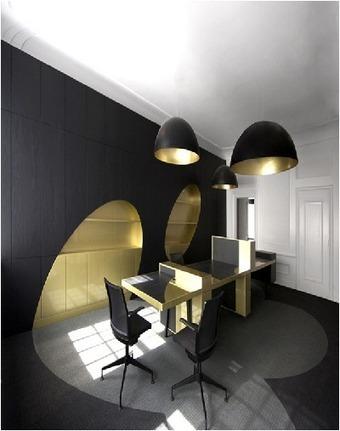 Nguyên tắc mở trong thiết kế nội thất văn phòng | Thiết kế nội thất văn phòng | Scoop.it