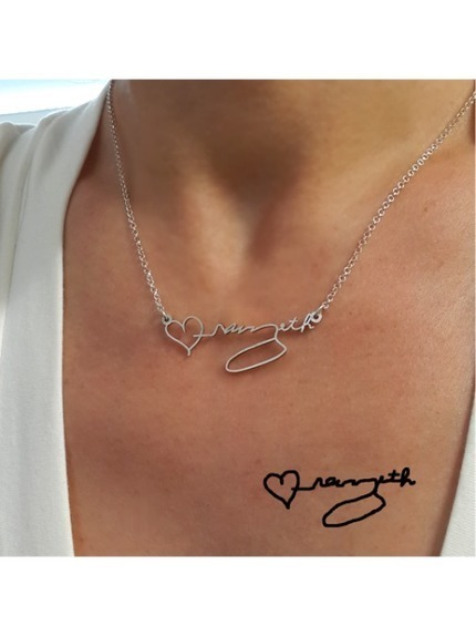 Look Best With An Initialed Jewelry | Monogrammed Necklaces | Scoop.it