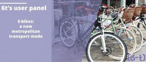 "The ebike is ""the fastest transport mode in urban zones subjected to traffic congestion.""   Mobilités, modes de vie et modes de ville   Scoop.it"