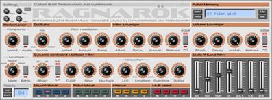 FREEWARE (VST .Win) - Ragnarök   G-Tips: Audio Ressources   Scoop.it
