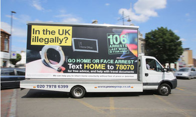 'Go home' campaign against illegal immigrants could go nationwide | BC Geography 12 and IB Geography | Scoop.it