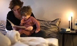 Bedtime story is key to literacy, says children's writer Cottrell Boyce | Sally Weale | The Guardian | learning and reading styles | Scoop.it
