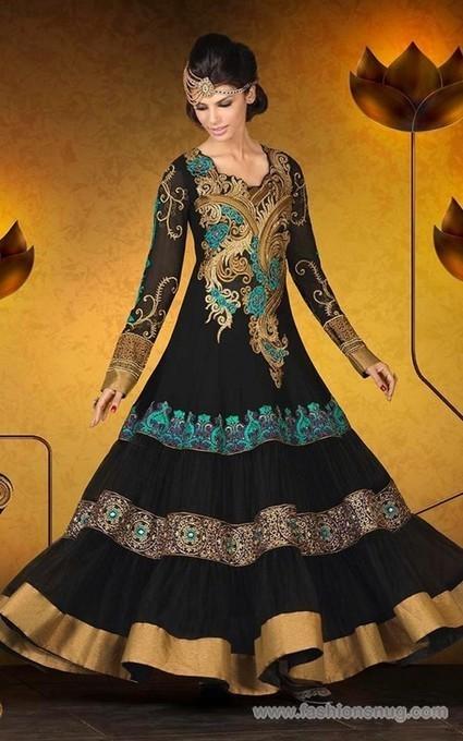 Elegant Anarkali Dresses 2014-2015 For Women | Fashion Blog | Scoop.it