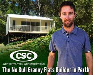 Granny Flats Perth WA | Granny Flats Builder | Concept Steel Constructions | 5 Simple Ways To Increase The Value Of Your Property | Scoop.it