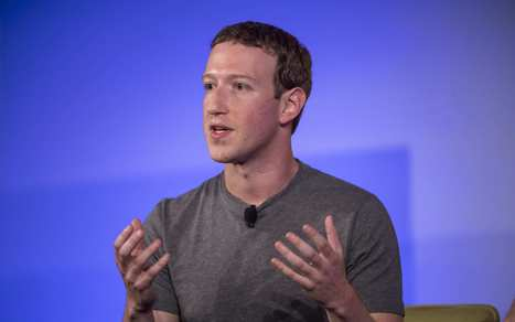 Mark Zuckerberg rejects 'crazy idea' Facebook influenced US election result | MARTIN'S.IMMIAFRIKA | Scoop.it
