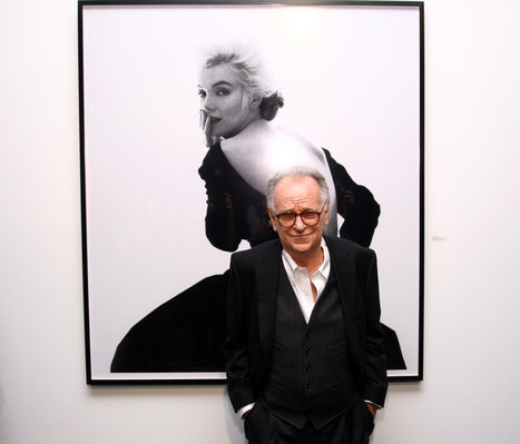 Bert Stern, Elite Photographer Known for Images of Marilyn Monroe, Dies at 83 - New York Times | Photography and photojournalism | Scoop.it