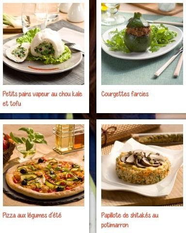 Recettes végétariennes à faire avec les légumes du jardin   Le jardin par Maison Blog   Scoop.it