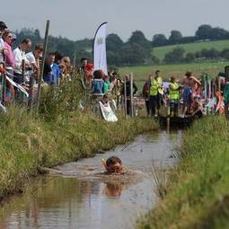 Teenager in bog snorkelling record | Quite Interesting News | Scoop.it